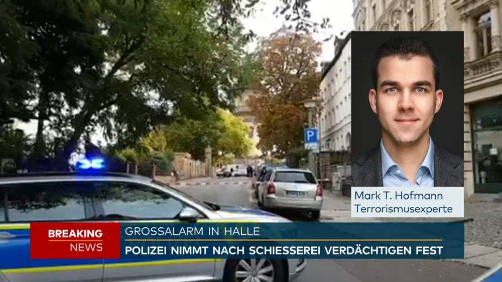 Mark-Hofmann-Telefonschalte-Terrorismusexperte-Halle
