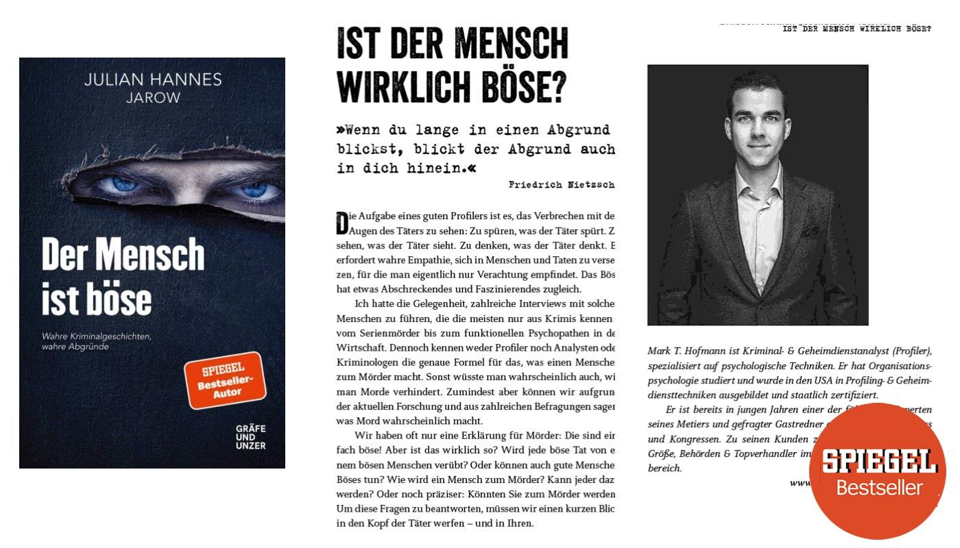 Mark T. Hofmann Buch