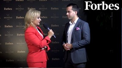 Mark T. Hofmann im FORBES Interview