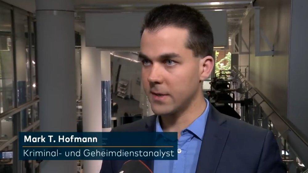 Mark T. Hofmann, Profiler, Kriminalanalyst Deutschland