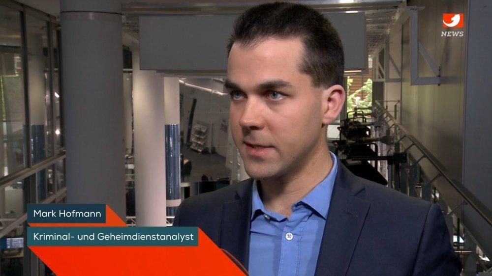 Mark T. Hofmann, Kriminal- & Geheimdienstanalyst, Deutschland