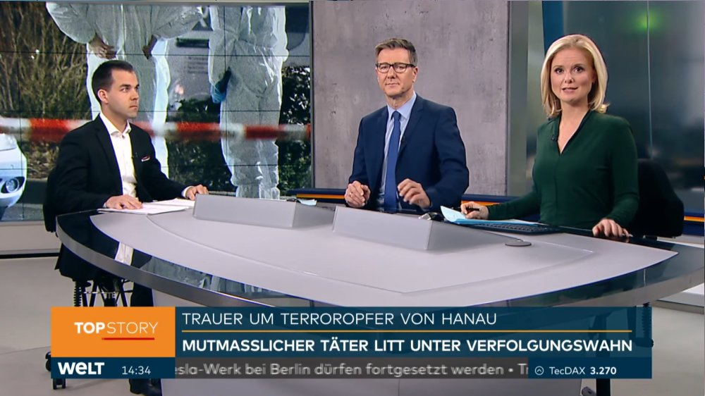 Interview Hanau Täterprofil