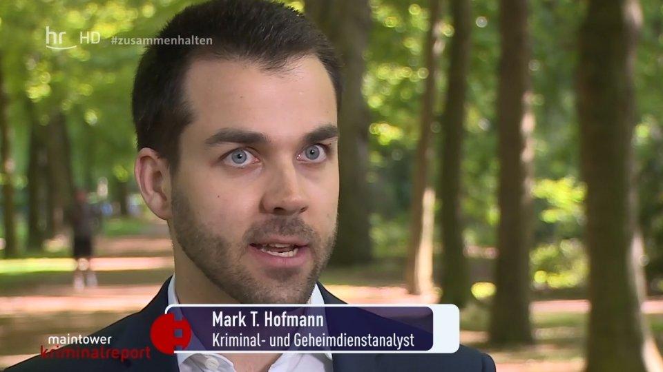 Mark T. Hofmann Profiling Expert