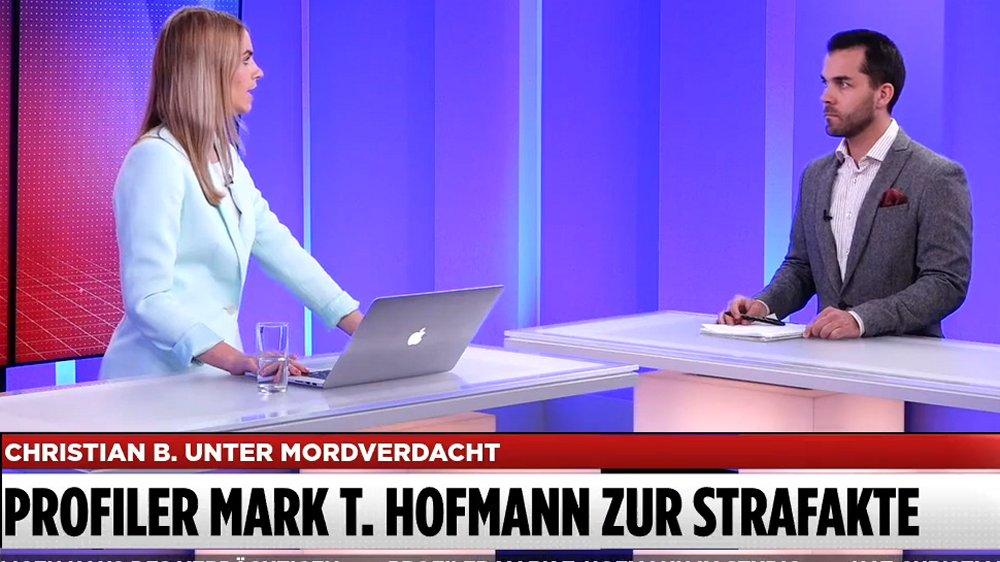 Mark T. Hofmann Profiler Maddie McCann