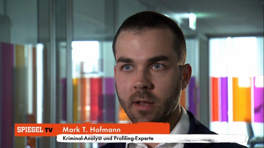 Mark T. Hofmann, profiler, Maddie