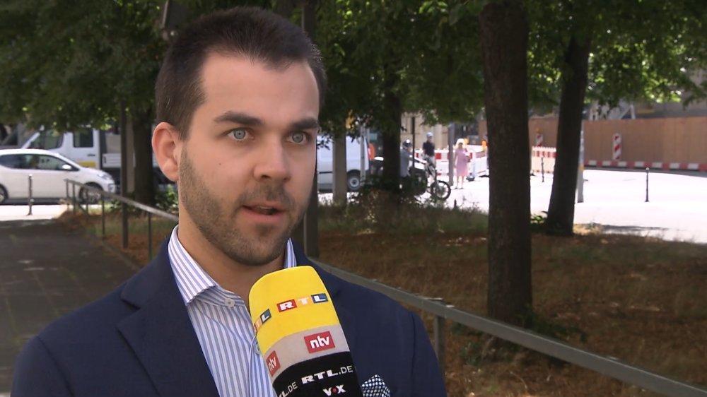 Crime Analyst Profiler Mark Thorben Hofmann