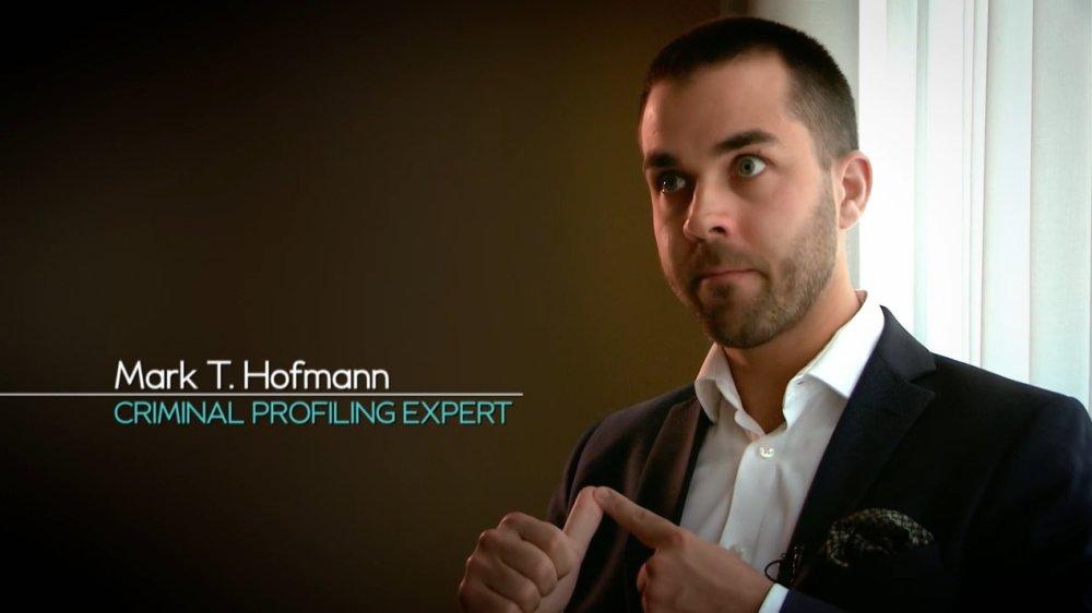 Criminal Profiling Experte
