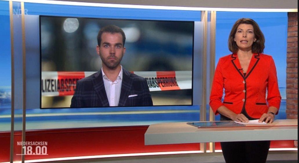 Mark T. Hofmann ARD NDR Schalte Profiler Maddie