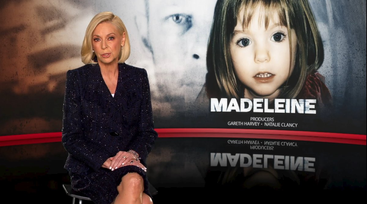 Profiler 60 Minutes australia maddie mccann