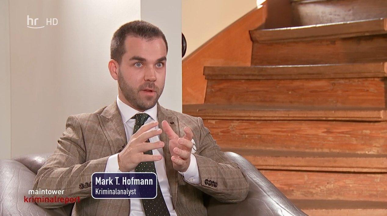 Fallanalytiker Deutschland_ Hofmann über Pädophilie