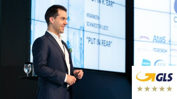 Keynote Speaker Soft Skills, Referenz