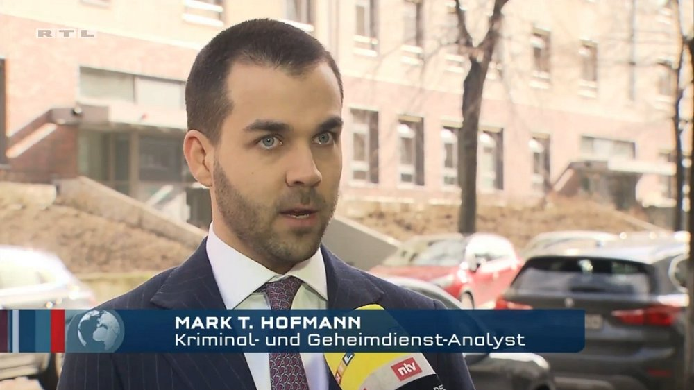 Mark T. Hofmann, Criminal Profiling Expert