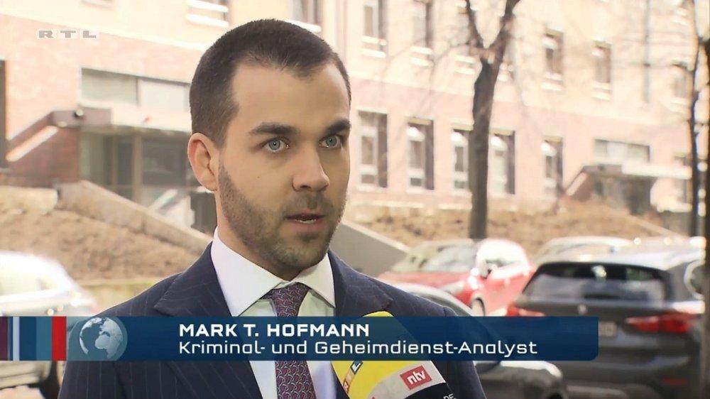 Mark T. Hofmann, Profiler Deutschland Interview RTL Nachtjournal