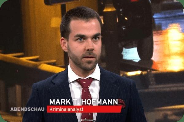Operativer Fallanalytiker Deutschland Mark T. Hofmann, Kriminalanalyst