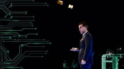 Cybersecurity Keynote Speaker Digitization & Cybercrime