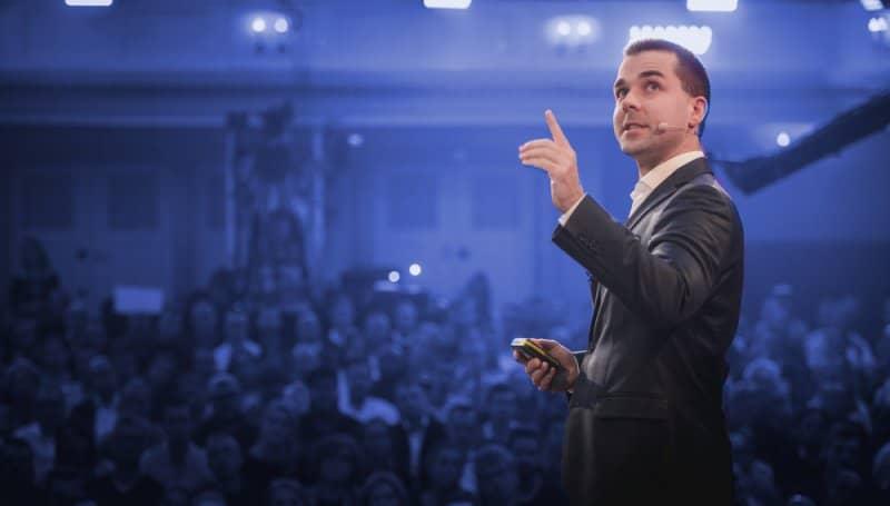 Vortragsredner Körpersprache Führung