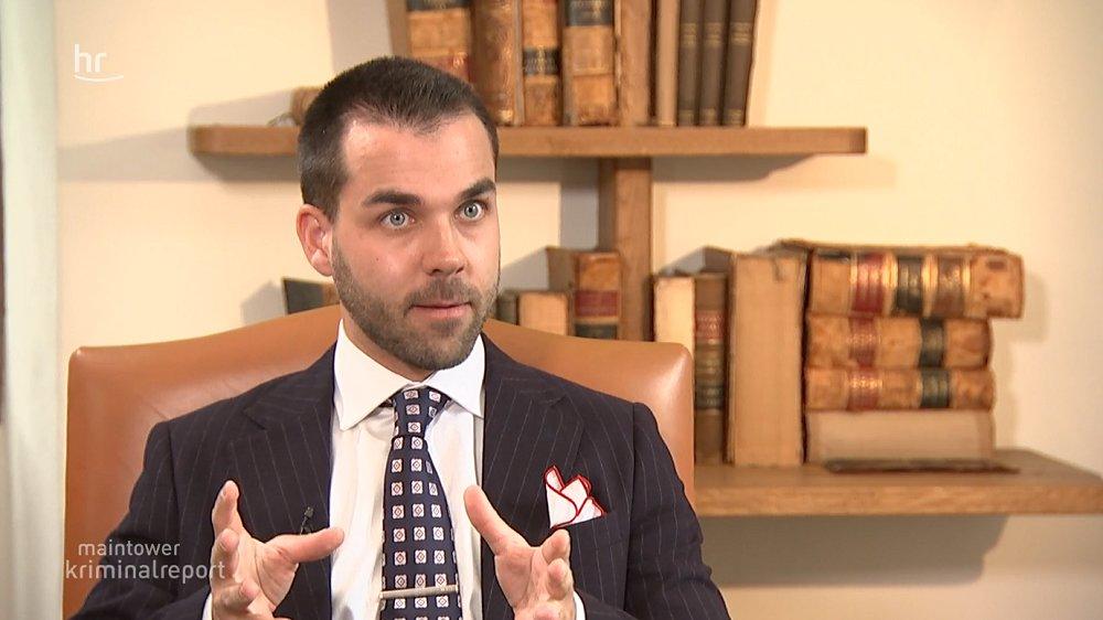 Mark T. Hofmann Psychopathen in der Wirtschaft ARD, hr