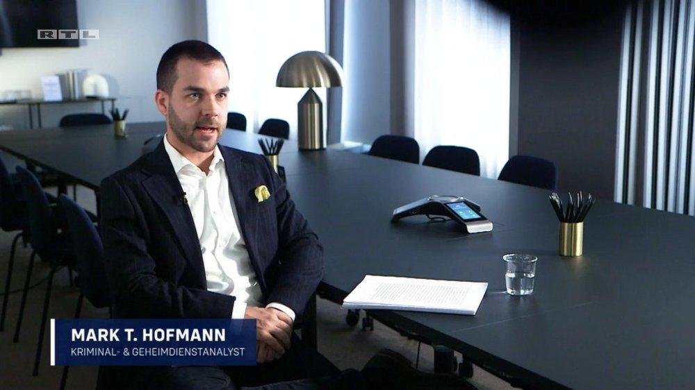 Profiler Mark T. Hofmann über Wirtschaftspsychopathen und den Fall Wirecard