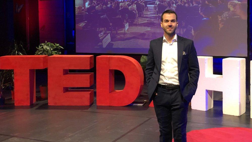 Mark T. Hofmann TED 2021