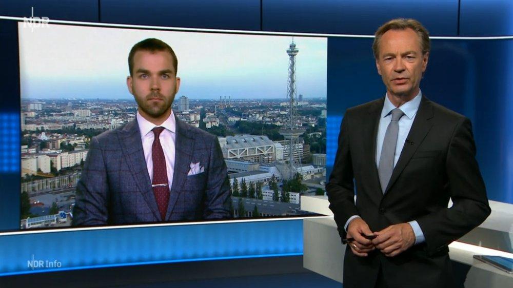Bekannter Profiler, Kriminalanalyst Mark T. Hofmann ARD, NDR