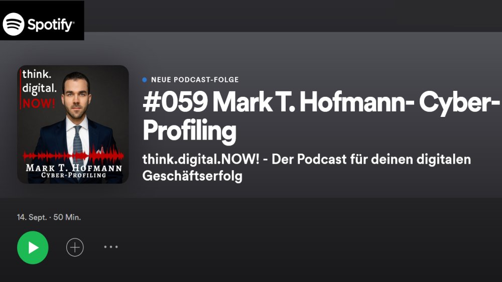 Cyber Profiling Podcast