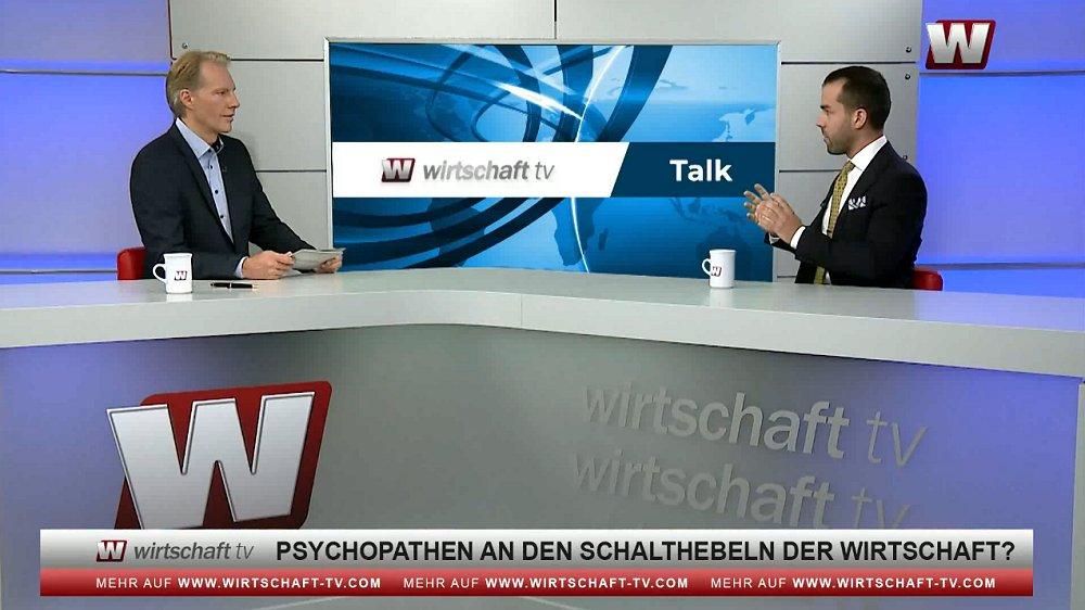Psychopathen Wirtschaft TV